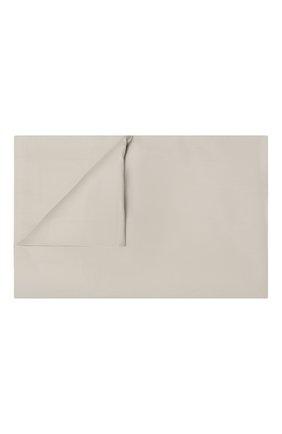 Мужского хлопковая простынь FRETTE светло-бежевого цвета, арт. FR0000 E0400 270I | Фото 1
