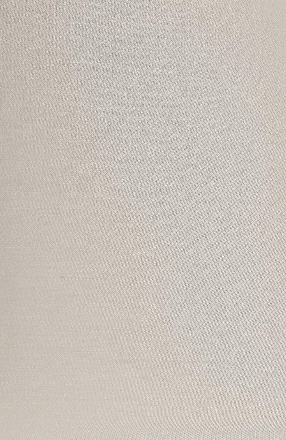 Мужского хлопковая простынь FRETTE светло-бежевого цвета, арт. FR0000 E0400 270I   Фото 3