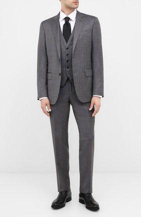 Мужские кожаные оксфорды H`D`S`N BARACCO черного цвета, арт. 80302.2* | Фото 2