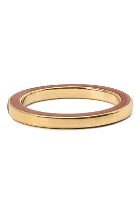 Женское кольцо JEWLIA коричневого цвета, арт. 0102.JR-55с | Фото 2 (Материал: Золото)