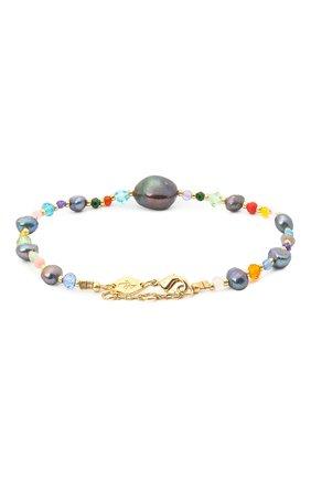 Женская браслет ANNI LU разноцветного цвета, арт. 192-10-10 | Фото 2