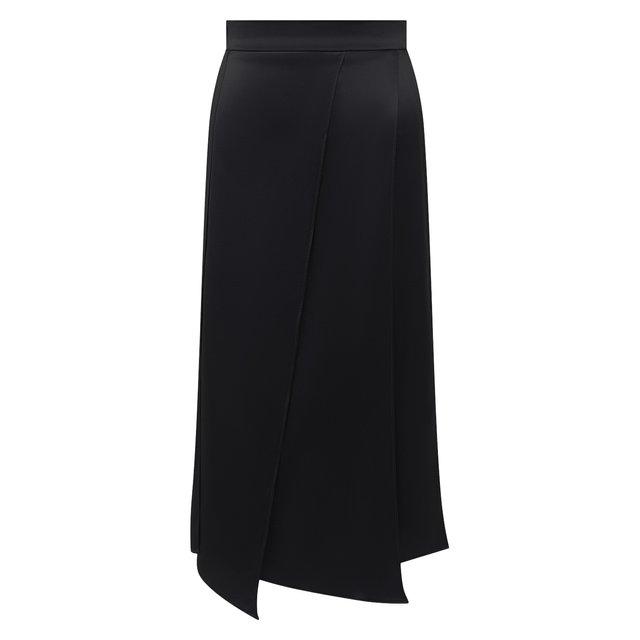 Шелковая юбка Brunello Cucinelli