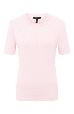Женский пуловер ESCADA светло-розового цвета, арт. 5033409 | Фото 1