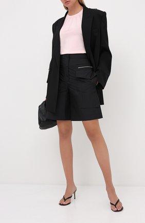 Женский пуловер ESCADA светло-розового цвета, арт. 5033409 | Фото 2