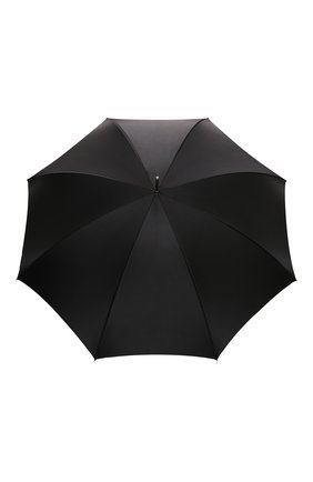 Женский зонт-трость PASOTTI OMBRELLI черного цвета, арт. 189N/RAS0 9B460/13/I35 | Фото 1