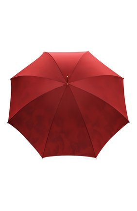Женский зонт-трость PASOTTI OMBRELLI бордового цвета, арт. 189/RAS0 9F228/6/A35 | Фото 1