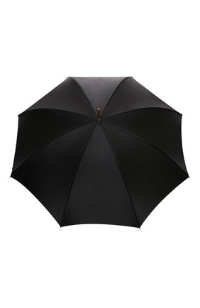 Женский зонт-трость PASOTTI OMBRELLI черного цвета, арт. 189/RAS0 97565/4/G2 | Фото 1
