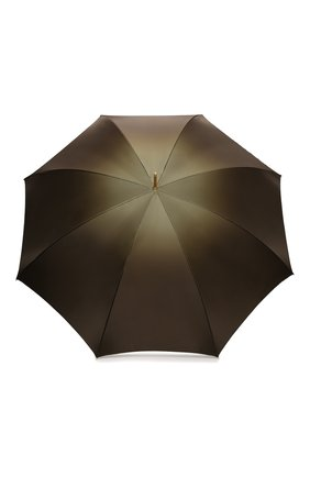 Женский зонт-трость PASOTTI OMBRELLI зеленого цвета, арт. 189/RAS0 55123/276/Z16 | Фото 1