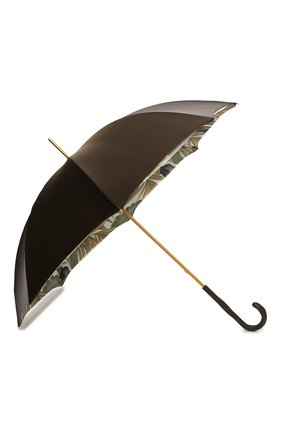 Женский зонт-трость PASOTTI OMBRELLI зеленого цвета, арт. 189/RAS0 55123/276/Z16 | Фото 2
