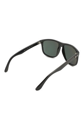 Мужские солнцезащитные очки RAY-BAN черного цвета, арт. 4147-601/58 | Фото 5