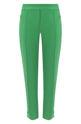 Женские брюки ESCADA зеленого цвета, арт. 5033687 | Фото 1