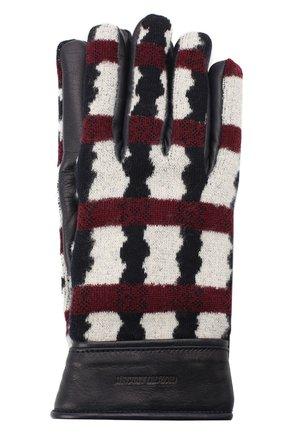 Комбинированные перчатки | Фото №1