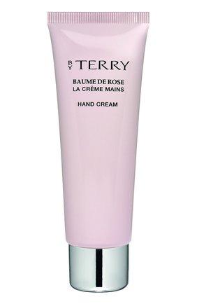 Крем для рук baume de rose BY TERRY бесцветного цвета, арт. V16300003 | Фото 1