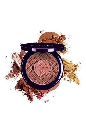 Двойная пудра compact-expert dual powder, 5 amber light BY TERRY бесцветного цвета, арт. V17111005 | Фото 1