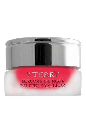 Женский бальзам для губ baume de rose nutri-couleur, 3 cherry bomb BY TERRY бесцветного цвета, арт. 6141002030 | Фото 1