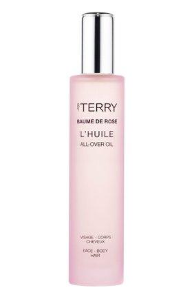 Женского масло для тела, лица и волос baume de rose BY TERRY бесцветного цвета, арт. V18300001 | Фото 1