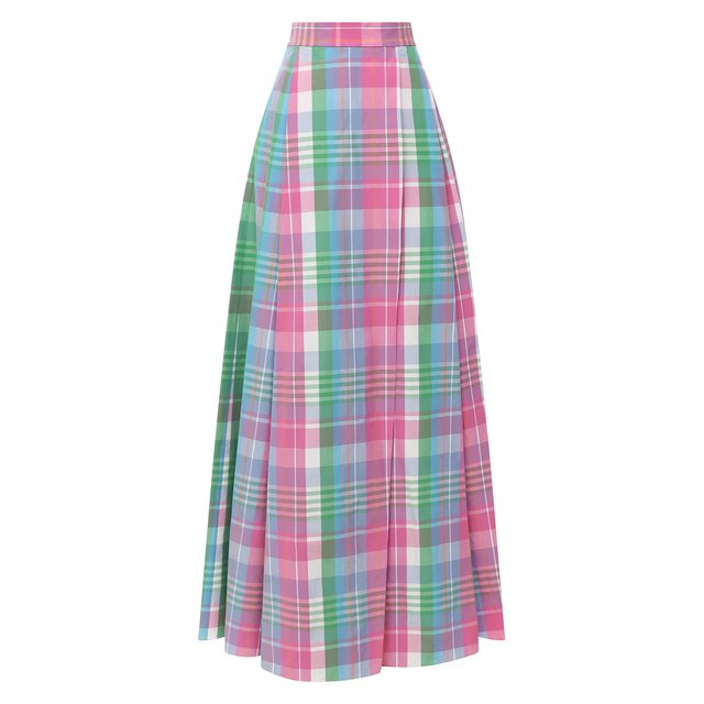 Хлопковая юбка Ralph Lauren