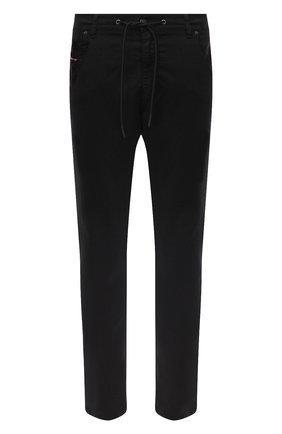 Мужские джинсы DIESEL черного цвета, арт. A00088/069NC | Фото 1
