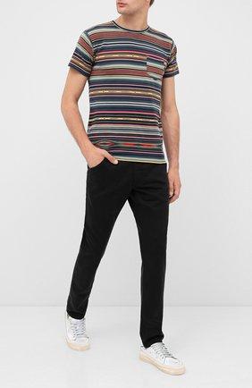 Мужские джинсы DIESEL черного цвета, арт. A00088/069NC | Фото 2