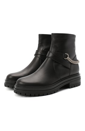 Кожаные ботинки Martis | Фото №1