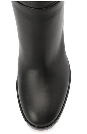 Женские кожаные сапоги daywear GIANVITO ROSSI черного цвета, арт. G80484.85CU0.VGTNER0 | Фото 5