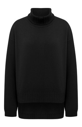 Женский кашемировый свитер TOM FORD черного цвета, арт. MAK990-YAX226   Фото 1