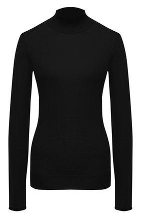 Женская водолазка из кашемира и шелка TOM FORD черного цвета, арт. MAK926-YAX087 | Фото 1