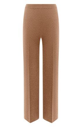 Женские брюки из кашемира и шелка LORO PIANA бежевого цвета, арт. FAL2678 | Фото 1