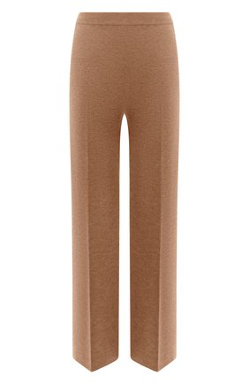 Женские брюки из кашемира и шелка LORO PIANA бежевого цвета, арт. FAL2678   Фото 1