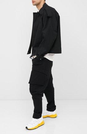 Мужские кроссовки FLOWER MOUNTAIN белого цвета, арт. 0012015070.01 | Фото 2