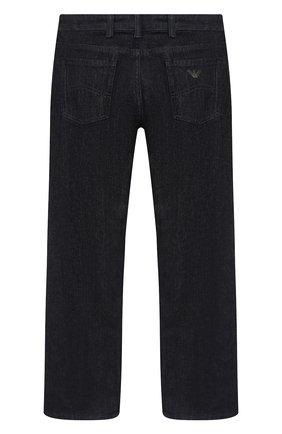 Детские джинсы EMPORIO ARMANI темно-синего цвета, арт. 8N4J45/4D2FZ   Фото 2