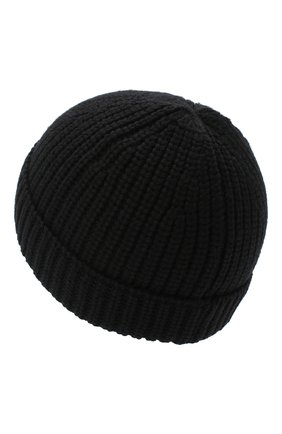 Мужская шерстяная шапка VALENTINO черного цвета, арт. UY2HB00NZDB | Фото 2