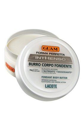 Женского интенсивно питательный крем для тела с маслом карите inthenso GUAM бесцветного цвета, арт. 8025021120539 | Фото 1