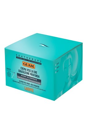 Женское увлажняющий крем для лица seatherapy GUAM бесцветного цвета, арт. 8025021251363 | Фото 1