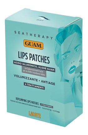 Женского патчи для увеличения объема губ seatherapy GUAM бесцветного цвета, арт. 8025021251356 | Фото 1