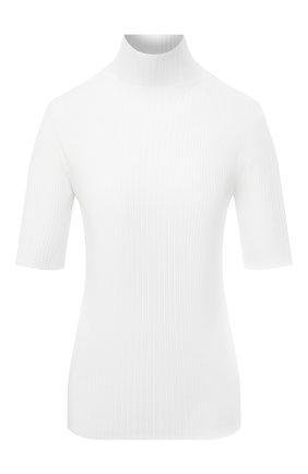 Женская пуловер из вискозы ESCADA SPORT белого цвета, арт. 5033485 | Фото 1