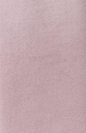 Мужские шарф из смеси кашемира и шелка BRUNELLO CUCINELLI розового цвета, арт. MSC924059P | Фото 2