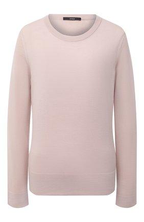 Женский шерстяной пуловер WINDSOR светло-розового цвета, арт. 52 DP459 10005439 | Фото 1