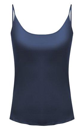Женская топ LA PERLA синего цвета, арт. 0020289 | Фото 1