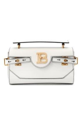Женская сумка bbuzz 26 BALMAIN белого цвета, арт. UN1S527/LMJC | Фото 1
