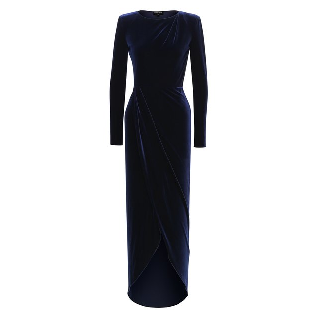 Платье-макси Giorgio Armani