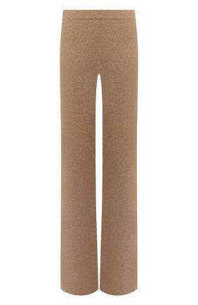 Женские кашемировые брюки LORO PIANA бежевого цвета, арт. FAL2020 | Фото 1