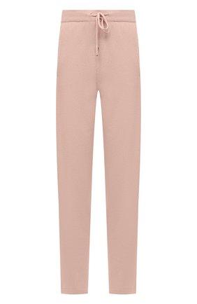 Женские брюки D.EXTERIOR розового цвета, арт. 51093   Фото 1
