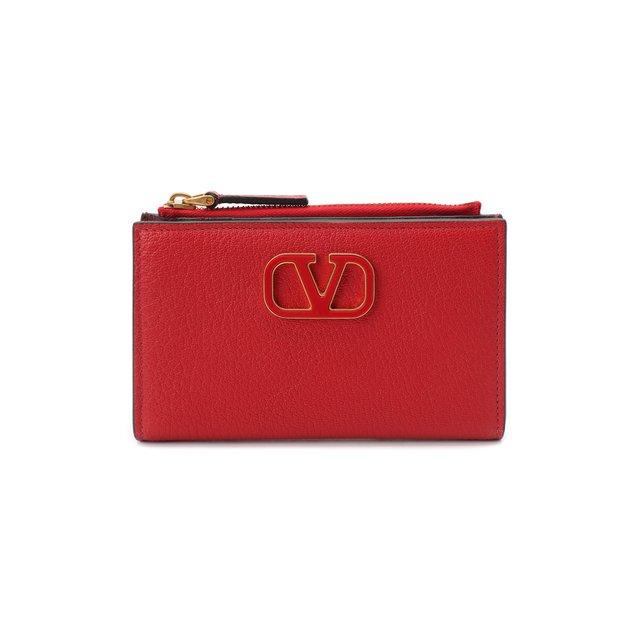 Кожаный кошелек Valentino Garavani Valentino