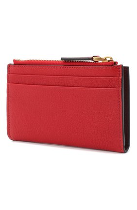 Кожаный кошелек Valentino Garavani | Фото №2