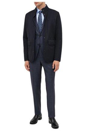 Мужская сорочка BOSS голубого цвета, арт. 50432597 | Фото 2
