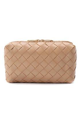 Женская сумка BOTTEGA VENETA светло-розового цвета, арт. 609407/VCPP5 | Фото 1