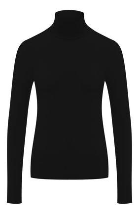 Женская водолазка BOTTEGA VENETA черного цвета, арт. 631197/VKW60 | Фото 1