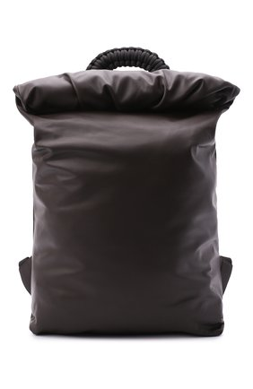 Женский кожаный рюкзак BOTTEGA VENETA темно-коричневого цвета, арт. 629858/VA9V2 | Фото 1