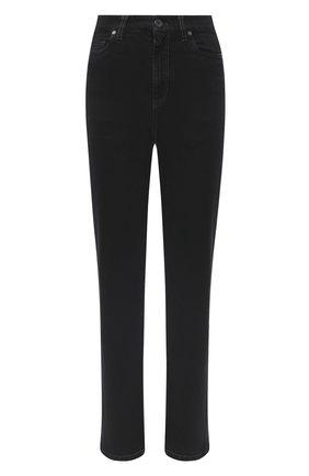 Женские джинсы BRUNELLO CUCINELLI черного цвета, арт. MPH43P5574 | Фото 1